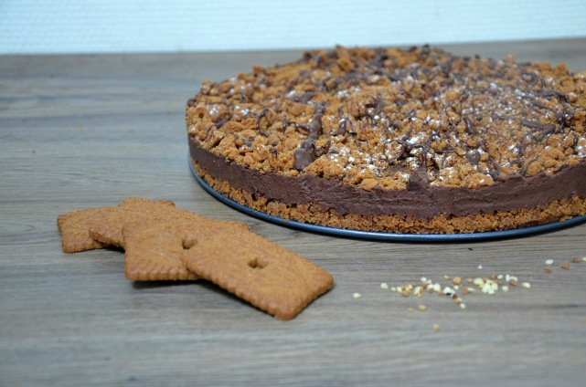 cheesecake vegan chocolat haricots