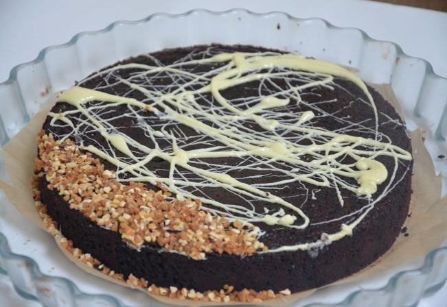 gâteau chocolat quinoa