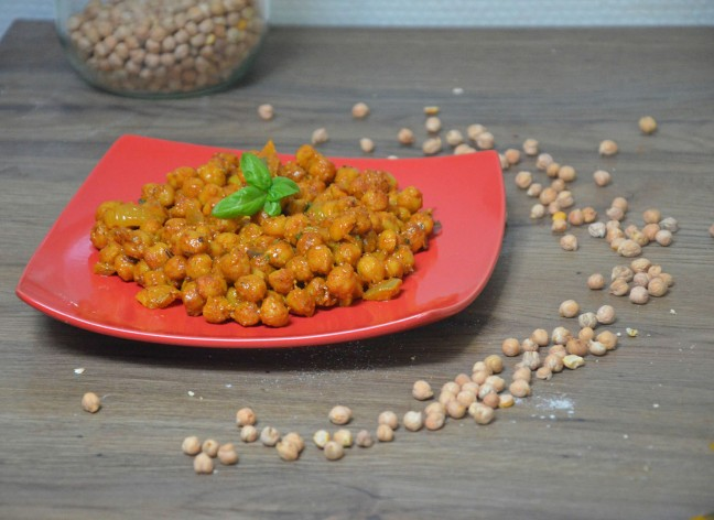 curry pois chiches vegan