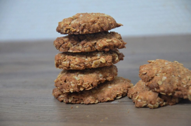 cookies vegan avoine