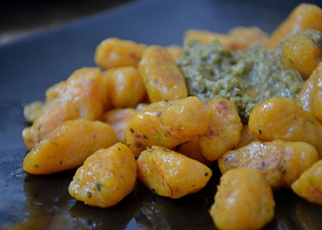 recette gnocchis patate douce