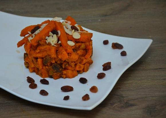 carottes-et-patates-douce-raisin