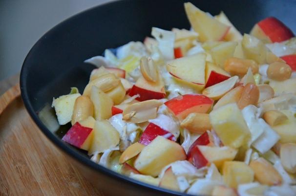 salade-endives-pommes-cacahuetes