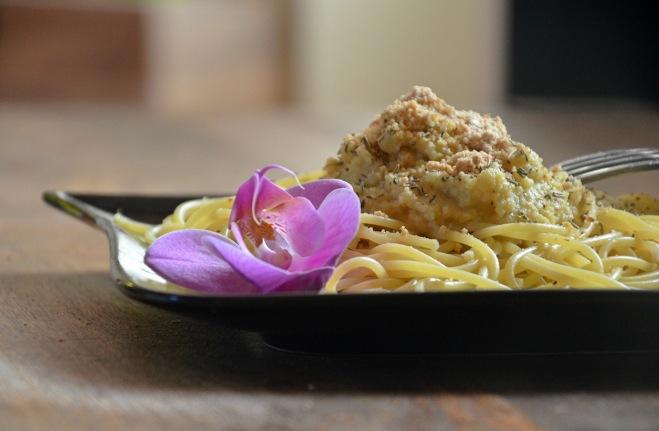 spaghettis-sauce-chou-fleur-et-parmesan-vegan