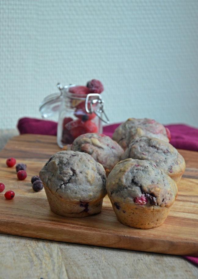 muffins-vegetaliens-aux-fruits-rouges-chocolat