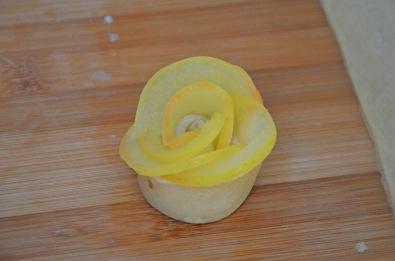 roses de pomme recette